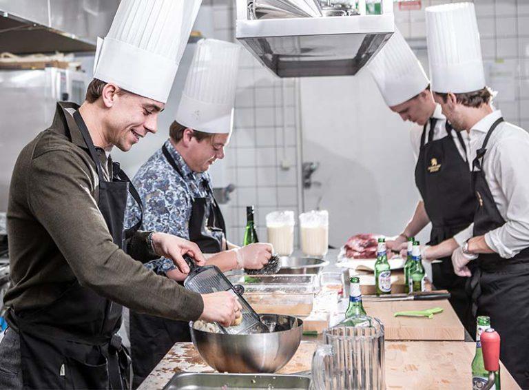 Matlagning med Mats Larsson på Uddetorp Säteri