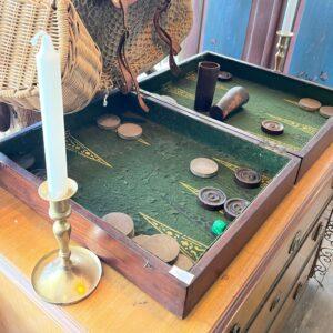 Backgammonspel